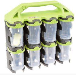 Organizer Questsystem q2x16 oliwkowy zielony w Sklepie Relax.