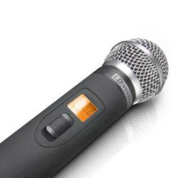 LD Systems WS 100G@, ręczny mikrofon dynamiczny