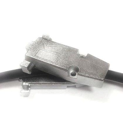 Obudowa do złącza kablowego, VGA Solder, do kabli HD-15