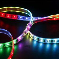 TAŚMA LED 5050-RGB 5m-60
