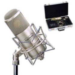 LD Systems D1120 mikrofon lampowy studyjny