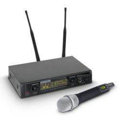 LD Systems WIN 42 HHD System mikrofonów bezprzewodowych z dynamicznym mikrofonem ręcznym