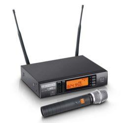 LD Systems WS 1000 G2 HHC System mikrofonów bezprzewodowych z mikrofonem pojemnościowym