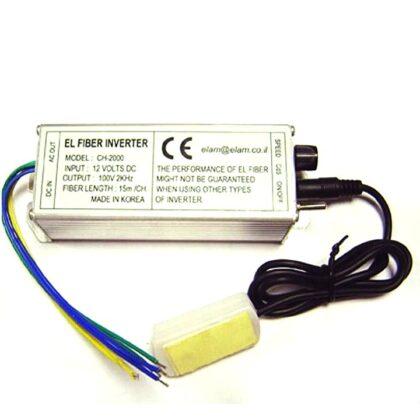 Inwerter CH-2000 | Zasilacz, sterownik, przetwornik do przewodów LyTec, neonów giętkich