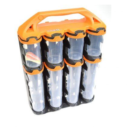 Organizer | Pojemnik QuestSystem Q2L16 – pomarańczowy