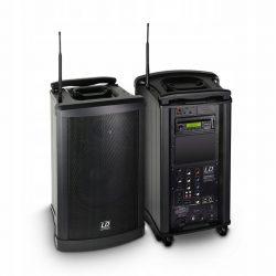LD Systems Roadman 102 / Kolumna PA z mikrofonem