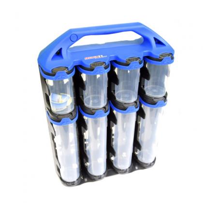 Organizer | Pojemnik QuestSystem Q2L16 – niebieski