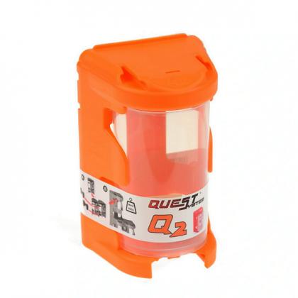 Organizer | Pojemnik Q2 QuestSystem – pomarańczowy