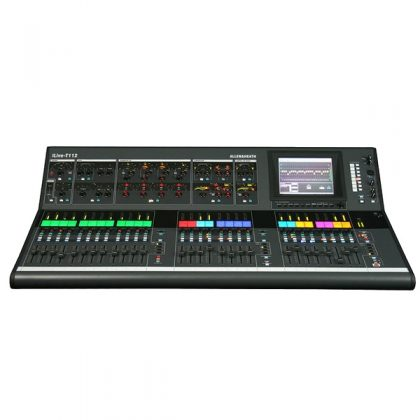 Mikser iLive-T112 Allen & Heath + IDR 64 Stage Box + case
