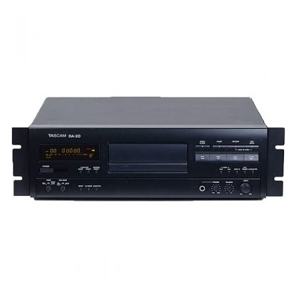 Magnetofon cyfrowy Tascam DA 20 – Digital Audio Tape Deck Tascam DA-20