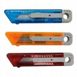 Nożyk automatyczny do otwierania paczek
